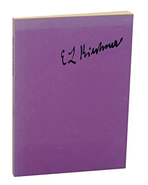 Ernest Ludwig Kirchner 1880-1938: A Tribute in: KIRCHNER, Ernest Ludwig