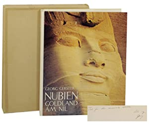 Nubien Goldland Am Nil (Signed First Edition)