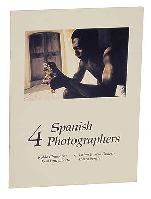 4 (Four) Spanish Photographers : Koldo Chamorro,: FONTCUBERTA, Joan, Koldo