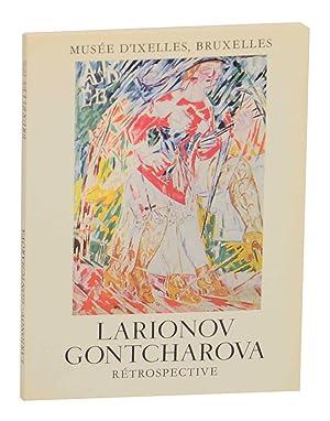 Larionov Gontcharova Retrospective: GONTCHAROVA, Larionov