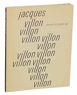 Jacques Villon: Master of Graphic Art (1875-1963): VILLON, Jacques, Peter