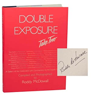 Double Exposure Take Two (Signed First Edition): McDOWALL, Roddy