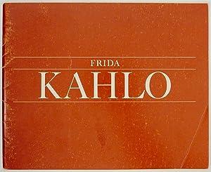 Frida Kahlo (1910-1954): KAHLO, Frida and