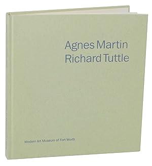Agnes Martin / Richard Tuttle: AUPING, Michael -