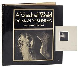 A Vanished World (Signed): VISHNIAC, Roman