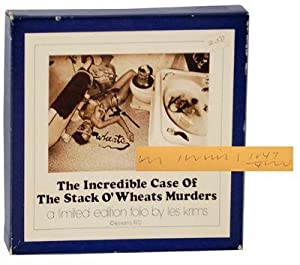 The Incredible Case of the Stack O'Wheats: KRIMS, Les