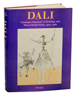 Salvador Dali: The Catalogue Raisonne of Etchings: DALI, Salvador, Ralf