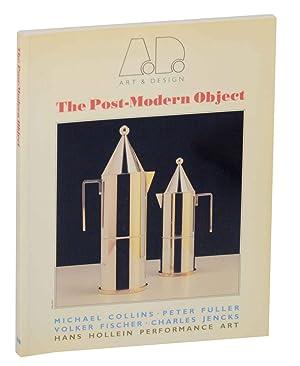 Art & Design: The Post-Modern Object: PAPADAKIS, Andreas C.