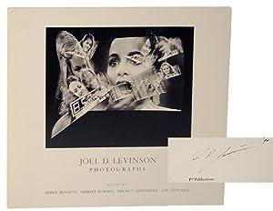 Joel D. Levinson: Photographs (Signed First Edition): LEVINSON, Joel D.