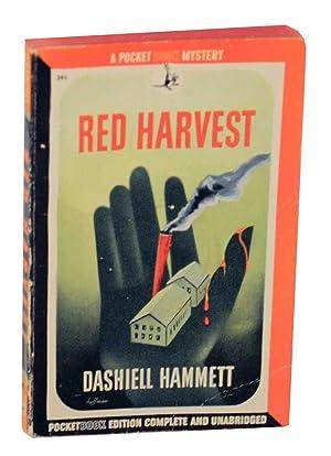 Red Harvest: HAMMETT, Dashiell