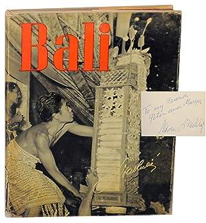 Bali (Signed): DRAKULIC, Nikola and