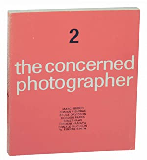 The Concerned Photographer 2: CAPA, Cornell (editor)