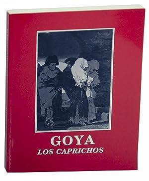 Francisco Goya (1746-1828) Los Caprichos: JOHNSON, R. STANLEY