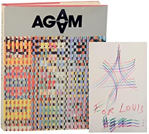 Homage To Yaacov Agam (Signed First Edition): AGAM, Yaacov