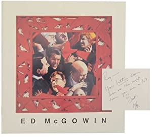 Ed McGowin: New Paintings (Signed First Edition)