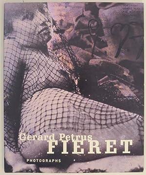 Gerard Petrus Fieret: Photographs: FIERET, Gerard Petrus