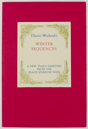 Winter Sequences (Signed Limited Edition)