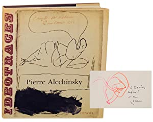 Ideotraces (Signed First Edition): ALECHINSKY, Pierre