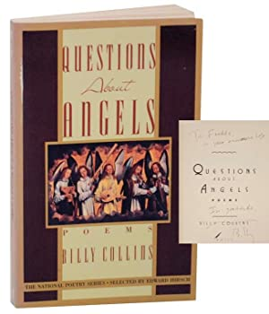 Questions About Angels: Poems (Signed): COLLINS, Billy