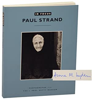 Paul Strand: Photographs from the The J.: LYDEN, Anne M.