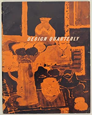 Design Quarterly, Issue #39 1957 Designer-Craftsmen: TORBERT, Meg (editor)
