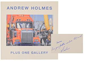 Andrew Holmes: Head Light (Signed First Edition)