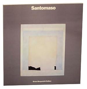 Santomaso Recent Paintings: SANTOMASO, Giuseppe