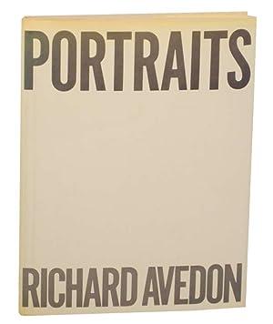 Portraits: AVEDON, Richard and