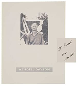 Wendell Dayton: Recent Sculptures (Signed First Edition)
