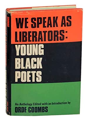 We Speak as Liberators: Young Black Poems
