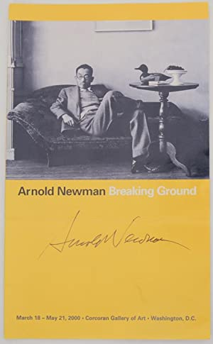 Arnold Newman: Breaking Ground