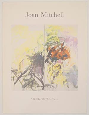 Joan Mitchell: New Paintings