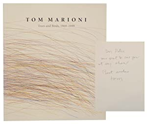 Tom Marioni: Trees and Birds, 1969-1999