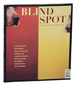 Blind Spot Issue Fourteen 14: BALDESSARI, John, Zeke