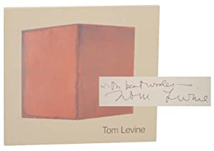 Tom Levine: Paintings Drawings Graphics (Signed First Edition)