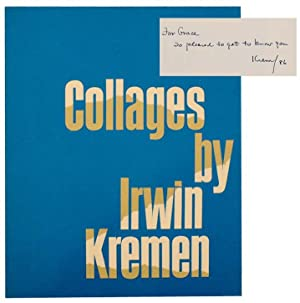 Collages by Irwin Kremen (Signed First Edition)