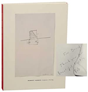 Robert Gober: Sculpture + Drawings (Signed First Edition)