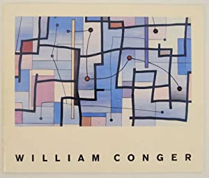 William Conger Iron Heart City (Signed First Edition)
