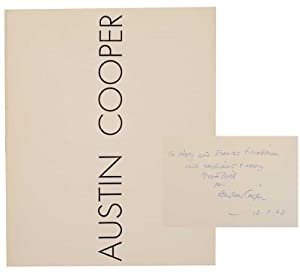 Austin Cooper (Signed First Edition)