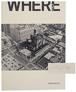 Emma Wilcox: Where It Falls (Signed First Edition)