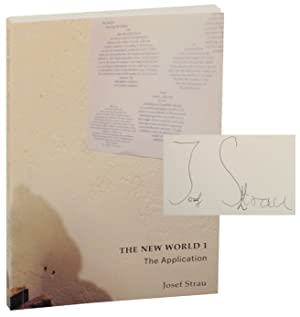 The New World 1: The Application (Signed First Edition)