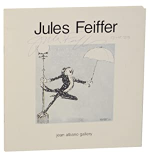 Jules Feiffer (Signed First Edition)