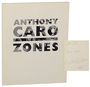 Anthony Caro, The Zone Series: Bronzes (Signed First Edition)