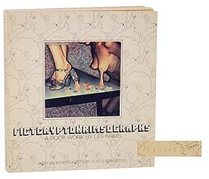 Fictcryptokrimsographs (Signed First Edition): KRIMS, Les