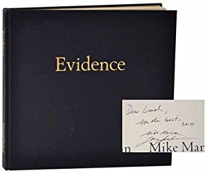 Evidence (Signed First Edition): SULTAN, Larry and