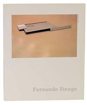 Fernando Sinaga: Spanish Art in the Eighties: FERNANDEZ-CID, Miguel -