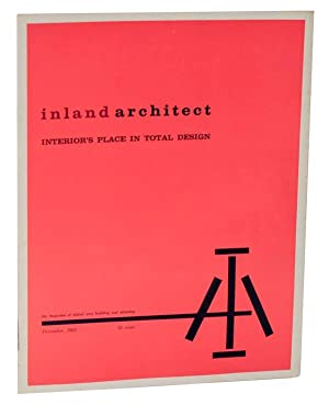 Inland Architect: Interior's Place in Total Design