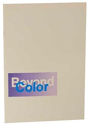 Beyond Color: KATZMAN, Louise E.