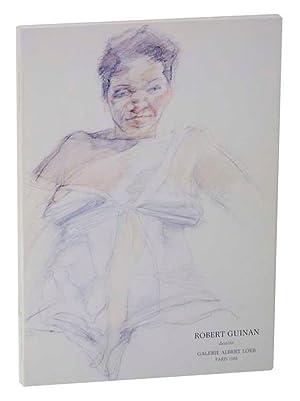 Robert Guinan: dessins de 1972 a 1987: GUINAN, Robert