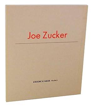 Joe Zucker: ZUCKER, Joe and